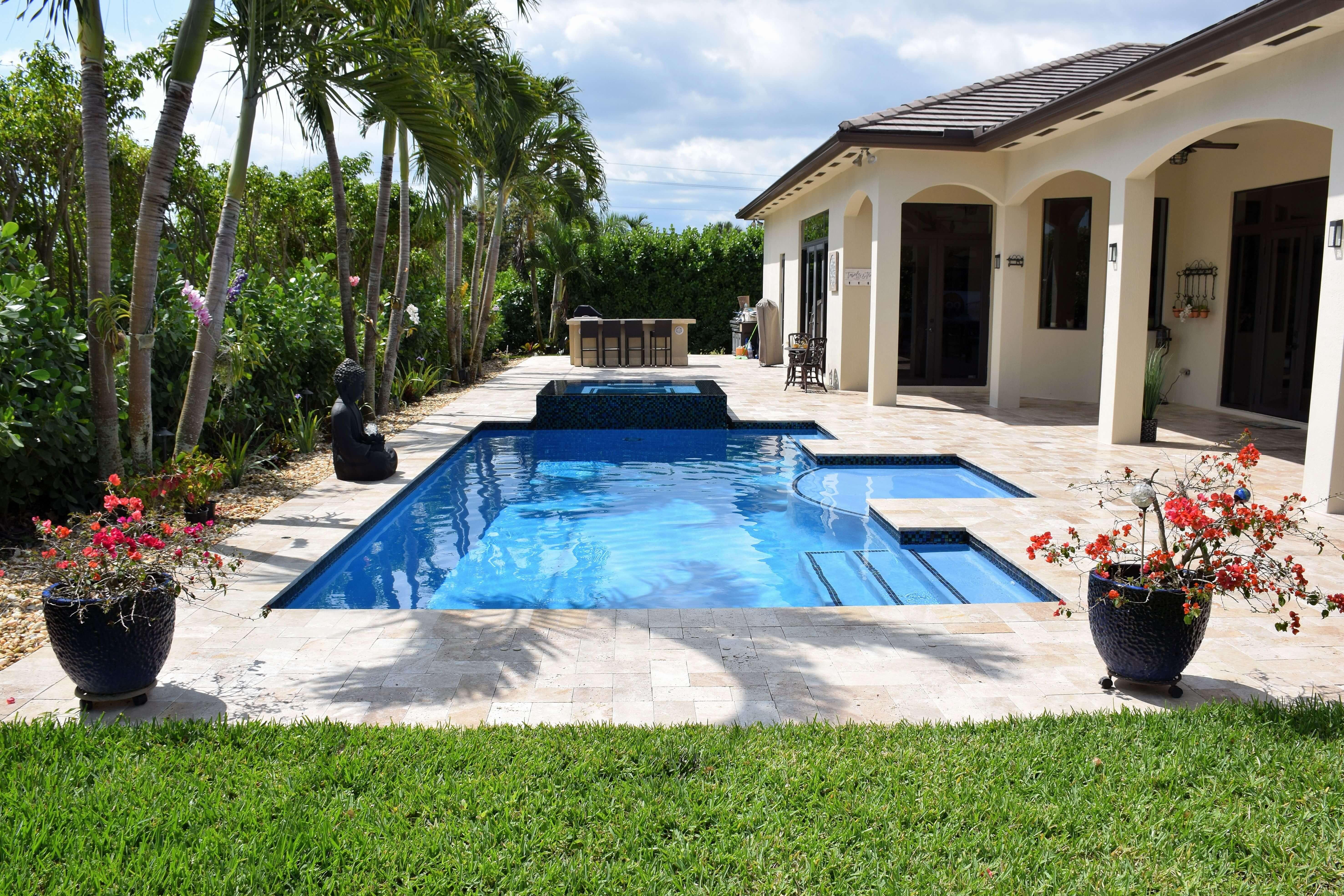 Miami Pool Builders Dream Pools