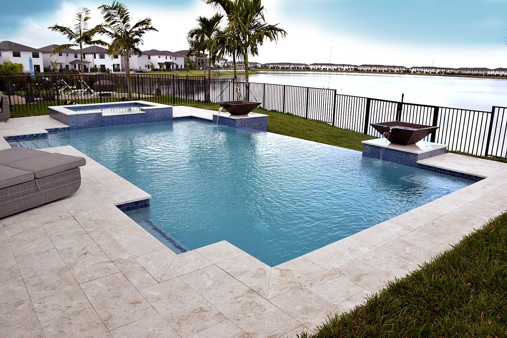 Miami Pool Builders Dream Pools